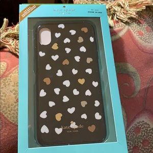 Kate spade iPhone XS Max cell phone case
